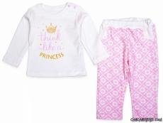 Princess Kız Bebek Takım