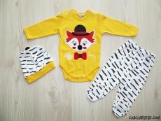 Fox Badili 3'lü Bebek Takım
