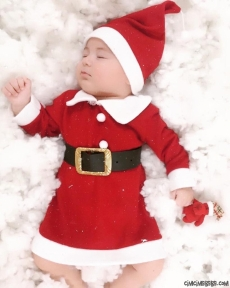 Noel Anne Elbise Yılbaşı Kostüm