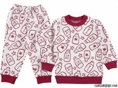 Milk Kız Çocuk Pijama Takımı