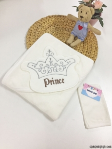 Prens Nakışlı Havlu Silgi
