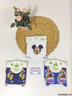 Miki Fare Lisanslı Bebek Külotlu Çorap