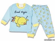 Good Night Erkek Bebek Pijama Takımı