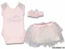 Princess Tütülü Bebek Takım