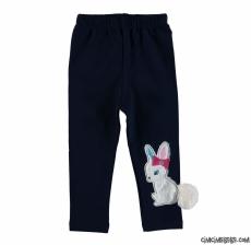 Minik Tavşan Ponponlu Tayt