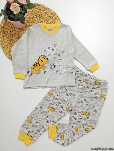 Minik Aslan Pijama Takımı