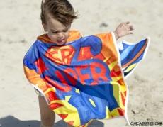 Superboy Bambu Panço Havlu