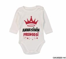 Annesinin Prensesi Uzun Kollu Badi