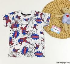 Süpergüç Erkek Çocuk T-Shirt