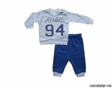 Athletic 94 Balıksırtı Bebek Takım