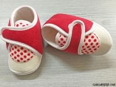 Puanlı Bebek Patiği