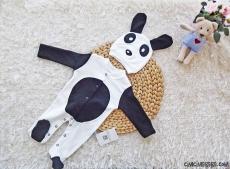 Minik Panda Kostüm Tulum