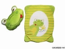 Sevimli Kurbağa Alt Açma Seti