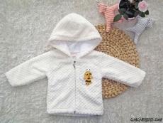 Minik Arı Welsoft Bebek Hırka