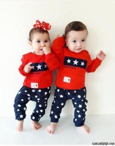 Yıldızlı Bebek Takım