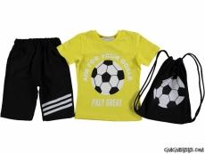Goals Çantalı Erkek Çocuk Takım