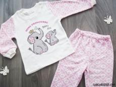 Minik Prenses Pijama Takımı