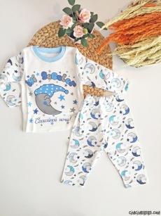 İyi Geceler Pijama Takımı