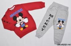 Mouse Erkek Çocuk Eşofman Takımı