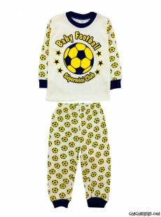 Taraftar Erkek Çocuk Pijama Takımı