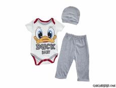 Duck Badili 3'lü Takım
