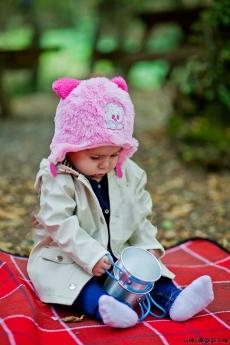 Kız Çocuk Welsoft Şapka