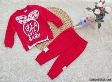Cute Baby Kız Bebek Takım