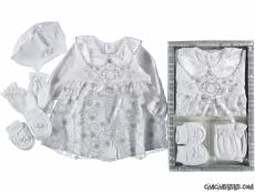 Kız Bebek Mevlütlük Kutulu Set