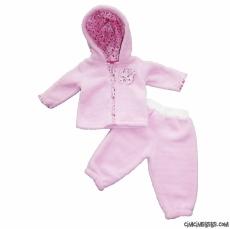 Welsoft Yumuşacık Kız Bebek Takım