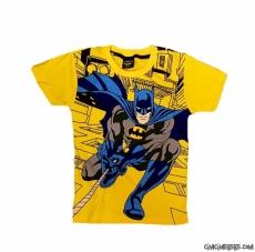 Süper Kahraman Erkek Çocuk T-Shirt