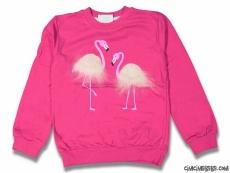 Flamingo Kız Çocuk Sweat