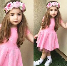 Little Princess Kız Çocuk Elbise