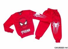 Süper Güç Erkek Çocuk Eşofman Takımı