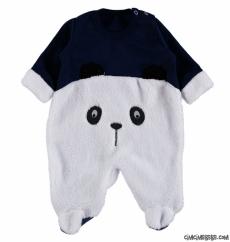 Minik Panda Welsoft Bebek Tulum