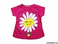 Minik Papatyam Kız Çocuk T-Shirt