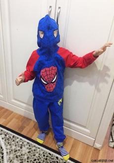 Kapşonlu Süper Güç Eşofman Takımı