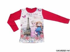 Karlar Ülkesi Kız Çocuk Sweatshirt