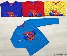 Süpergüç Uzun Kollu Erkek Çocuk Sweatshirt