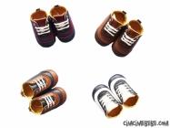 Şık Erkek Bebek Ayakkabı