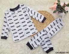 Süper Güç Erkek Çocuk Pijama Takımı