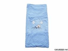 Topitoslu Fermuarlı Çok Kullanışlı Battaniye