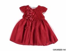 Kız Çocuk Tüllü Elbise
